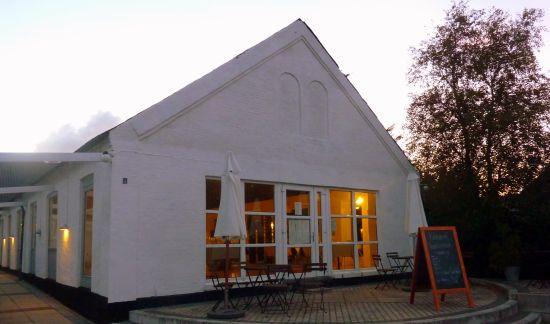 Saltum Kro - bygning