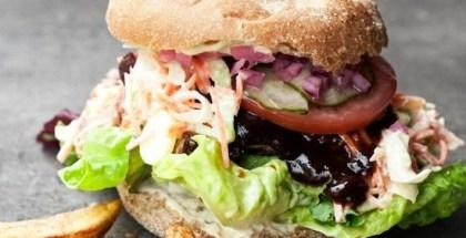 Pulled Pork Burger (foto: comfort)