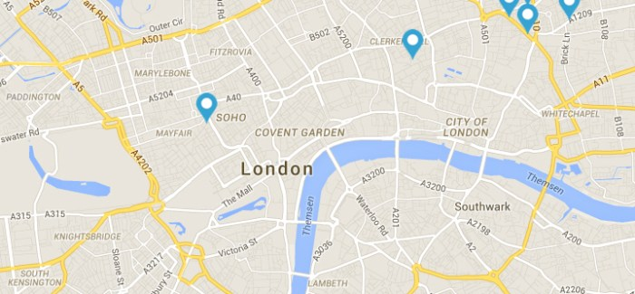 KONKURRENCE: Vind en tur til London med SAS Remap