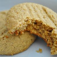 Kinako (Roasted Soybean Flour) & Cookies