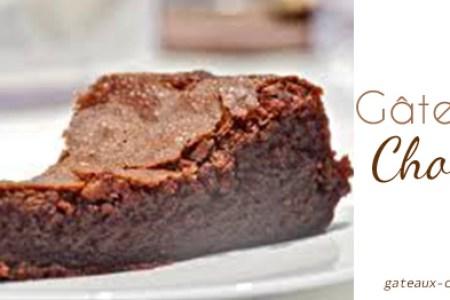 bellevue gateau chocolat facile