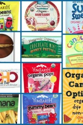 10 Organic Candy Options