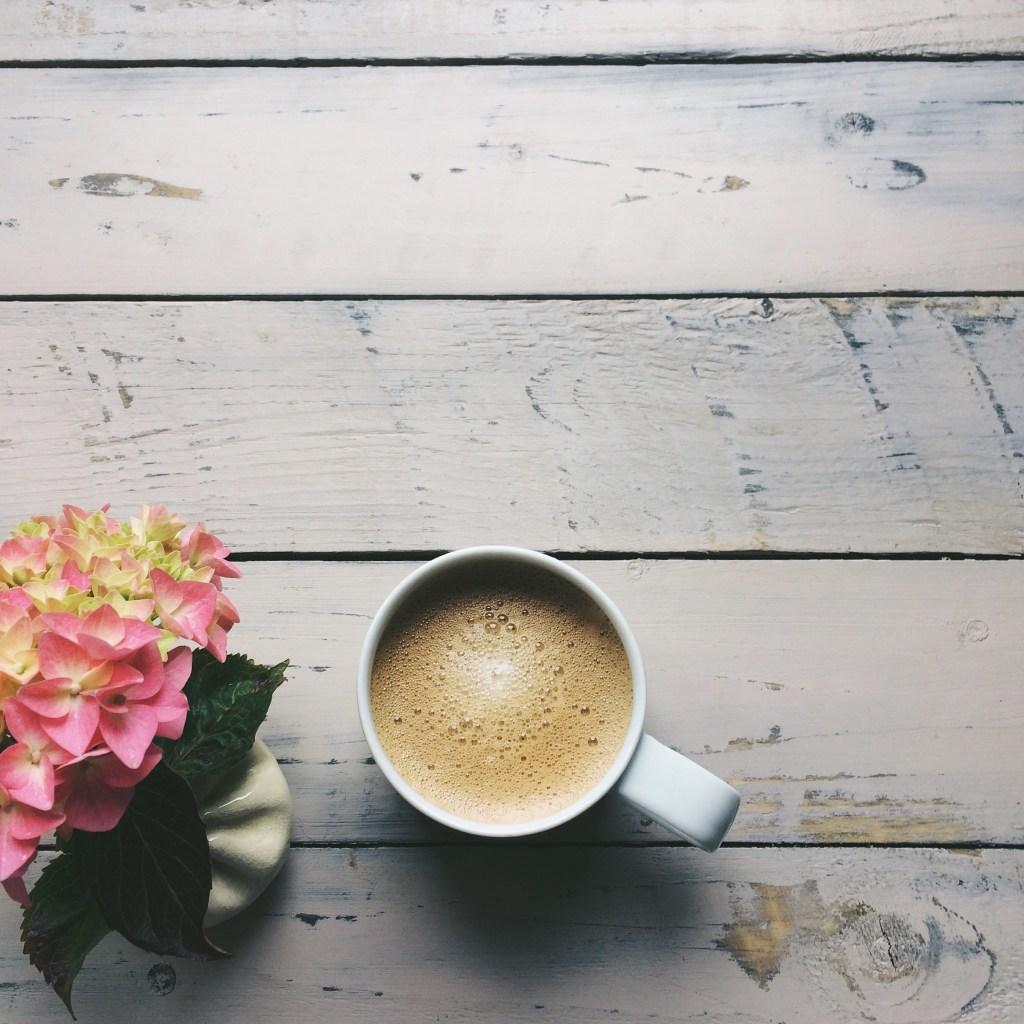 Hydrangea Coffee