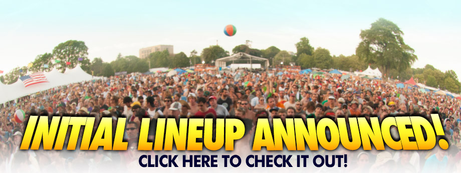 Initial Lineup revealed for 2014 Gathering of the Vibes Festival