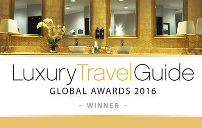 Luxury Travel Guide Award