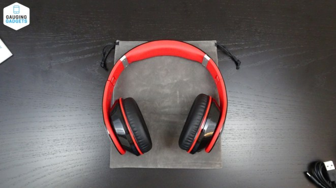 Mpow Over Ear Headphones2