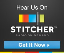 stitcher Podcast: The Da Vinci Code