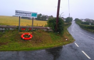 Tackling speeding along the B511 into Groomsport