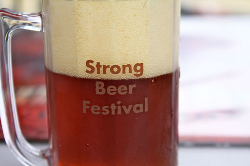 Strong Beer Festival