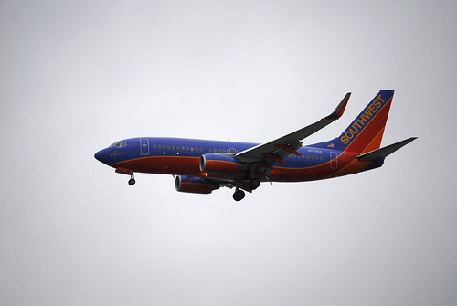 Safest Airlines To Fly: Southwest Airlines