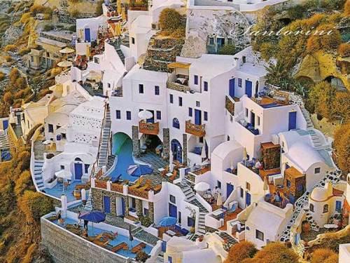 European Holiday Destinations: Santorini, Greece