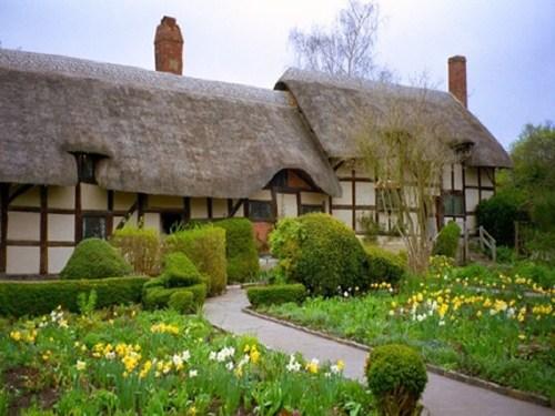 Cottage at Stratford-upon-Avon, United Kingdom