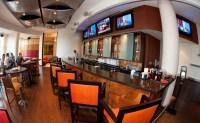 Restaurant at Mami Airport