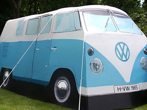 VW Pop Up Tent