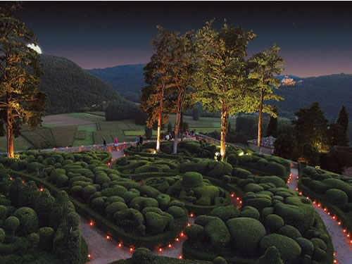 Amazing Places: The Garden At Marqueyssac