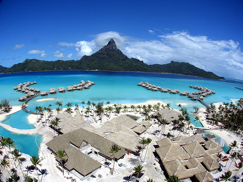 Bora Bora Resorts: InterContinental Bora Bora Resort & Thalasso Spa