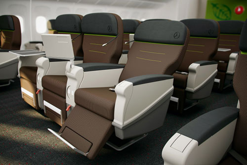 Top International Airlines: Turkish Airlines Economy Class Seats