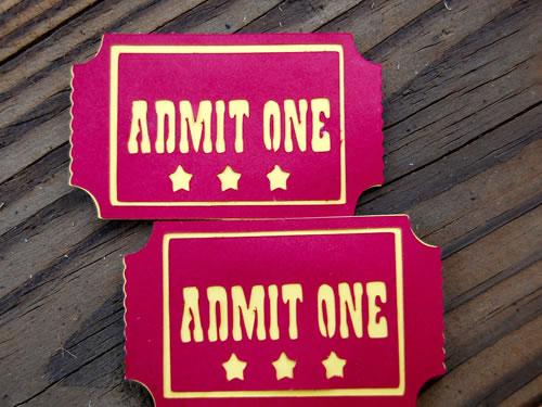 Ticket Giveaway