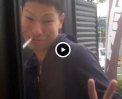 【Vine動画】やんちゃ系男子は、外で包茎ペニスを露出しても恥ずかしくないんだなwww