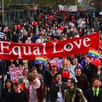 Melbourne Marriage Equality March