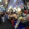 台湾旅行記3初めての夜市