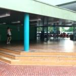 シンガポールのプール DELTA SWIMMING COMPLREX