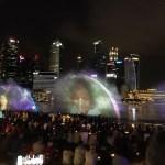 2016年11月シンガポール旅行三日目 マリーナベイへ