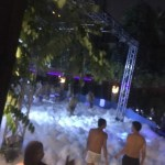 2018年4月バンコク二日目 バビロンの泡パーティ