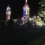 中国 大連 イタリアを再現した観光名所 東港ベニス水城