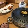 韓国 ソウル カンナムにある焼肉食べ放題の店