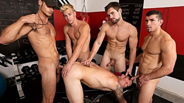 Train Me Part #4 – Shawn Reeve, Jeremy Spreadums, John Delta, Evan Marco & Griffin Barrows