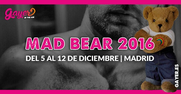 MAD BEAR 2016 MADRID