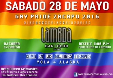 Gay Pride – Zacapu