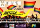 X Marcha contra la Homofobia, Lesbofobia y Transfobia – Morelia