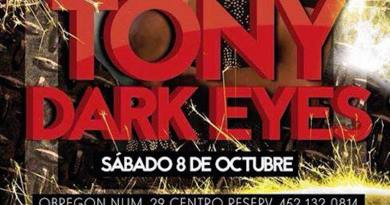 Tony Dark Eyes | Uruapan