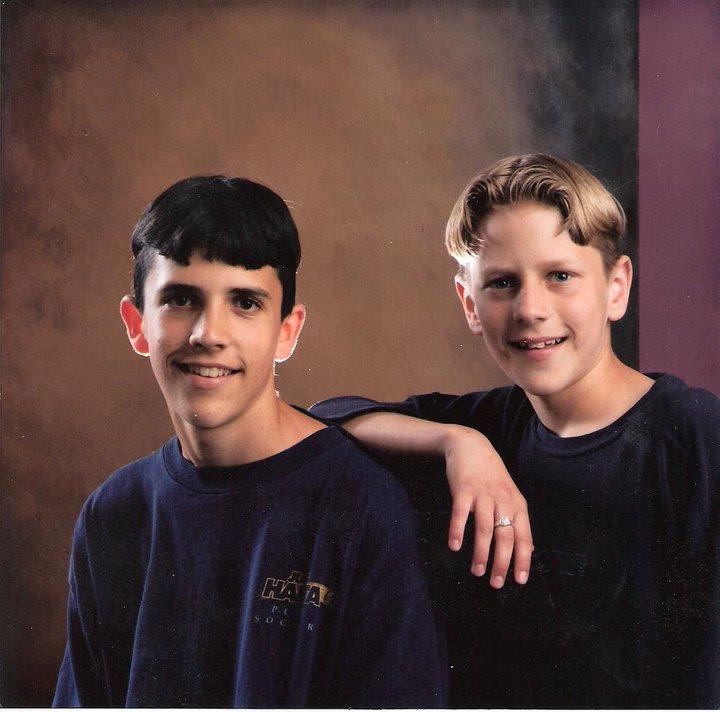 Carlson twins gay