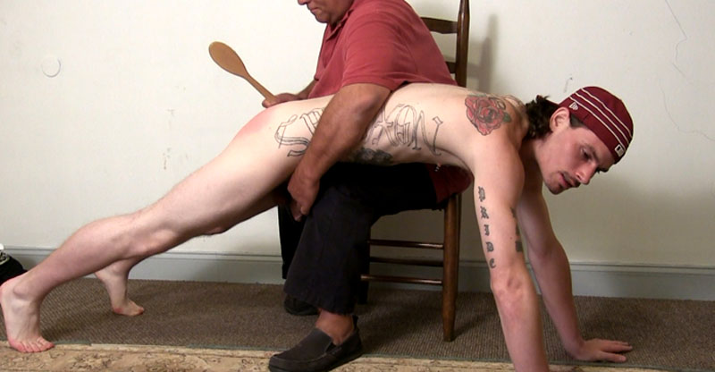 Broke-Ass Douchebag Upset That Spanking For Cash Hurt So Much