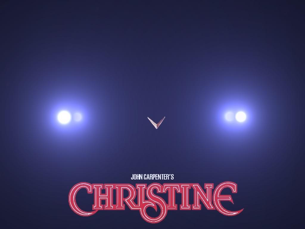 Christine, directed by John Carpenter, based on the novel by Stephen King