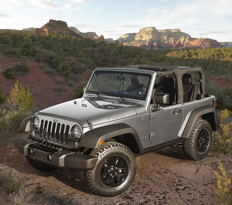 2016 Jeep Wrangler Willys Wheeler Edition