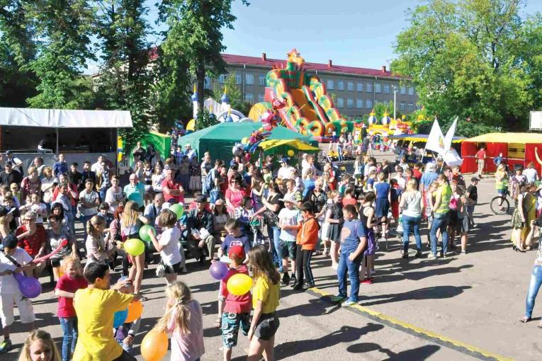 День города  Балабаново-2015