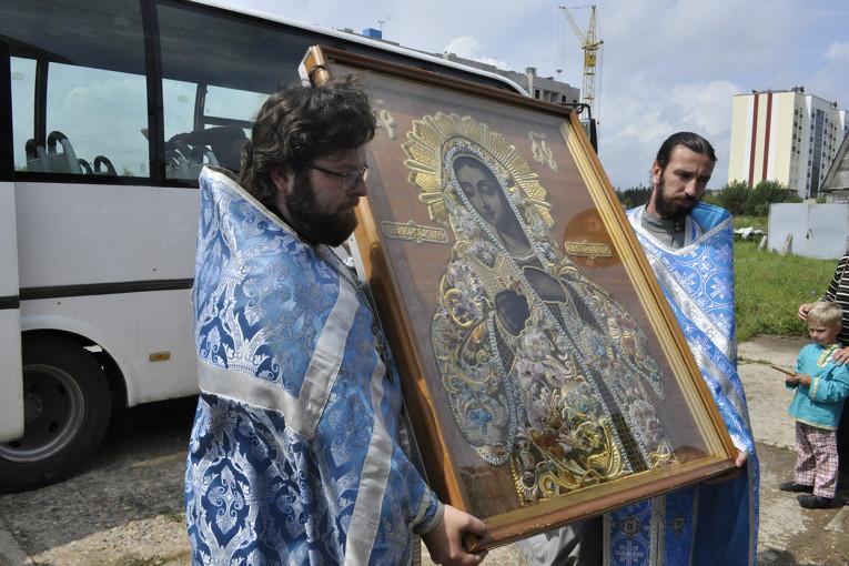 Помолимся о земле калужской