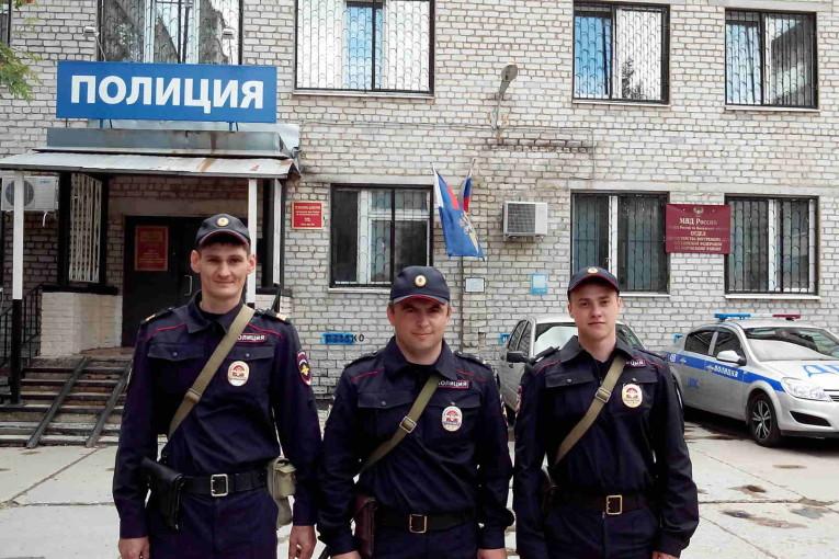 Командировка на  Северный Кавказ