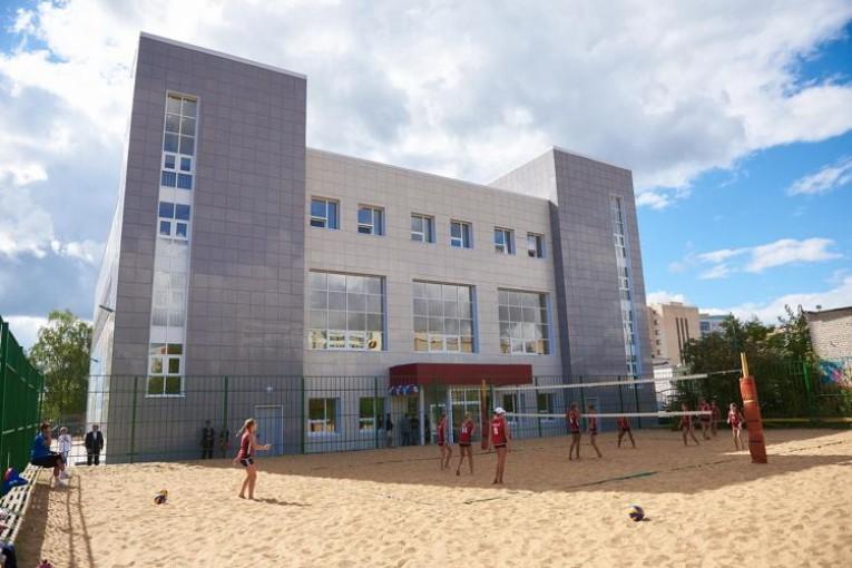 В Обнинске открылся новый  спортивный комплекс