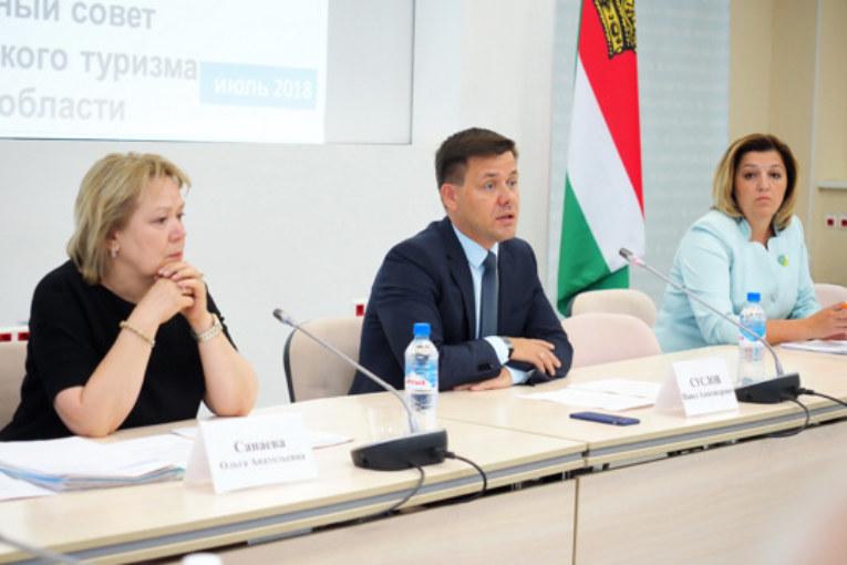 В Калуге обсудили вопросы развития детского туризма и меры по усилению безопасности экскурсионных групп школьников на территории региона