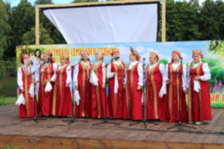 Фестиваль  в Ивановском