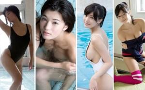 2014年DVD賞(MVP)グラビアあいどる 高崎聖子 早熟体がえろい☆写真まとめ