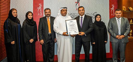 Hamdan bin Mohammed for Heritage Revival to receive the ISO 9001 Certification