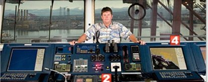 Captain Andy Merrill - Matson