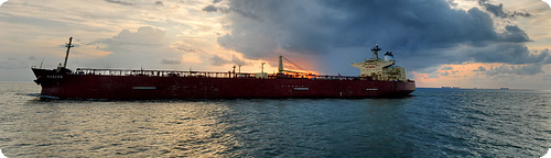 Tanker Moscow