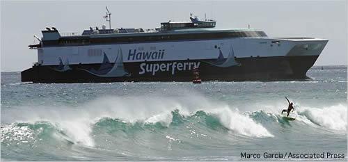 Hawaii Superferry